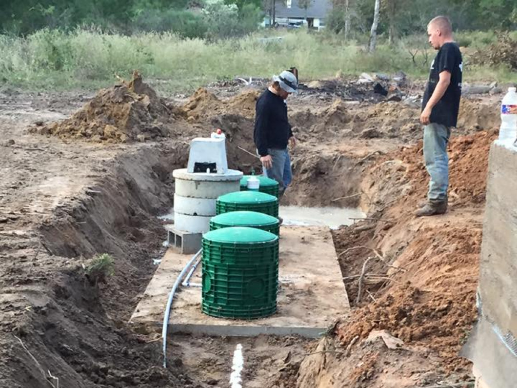 When Your Septic System Springs a Leak